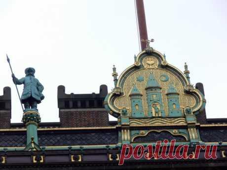 Копенгагенская ратуша (Дания) — Путешествия