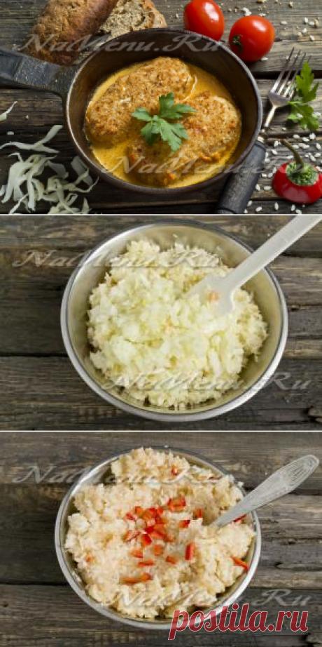 Los golubtsí perezosos: la receta de la foto poshagovo en la cacerola con el arroz y el picadillo