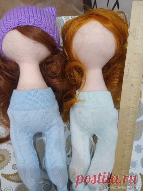 Мастер-класс смотреть онлайн: Шьем тело куколки ростиком 22 см   Журнал Ярмарки Мастеров