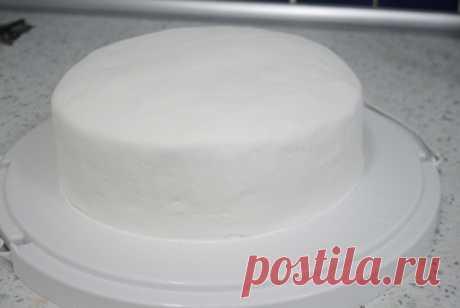 Молочная мастика для торта рецепт – выпечка и десерты. «Еда»