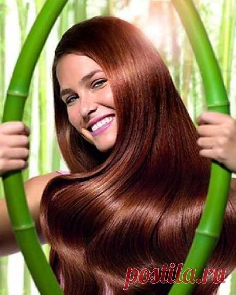Советы правильного ухода за волосами.