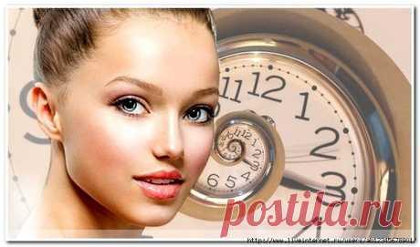 Суточные биоритмы кожи для косметических процедур.