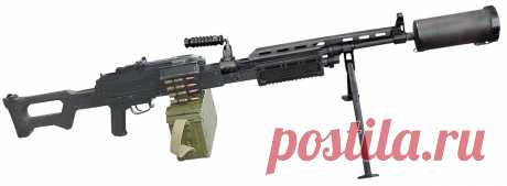 Новый Пулемет Барсук АЕК-999 - Легкий и Тихий, Прототип, Особенности и Преимущества Оружия