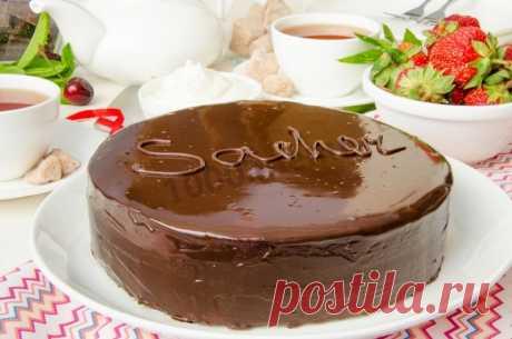 Торт Захер классический рецепт с фото пошагово - 1000.menu