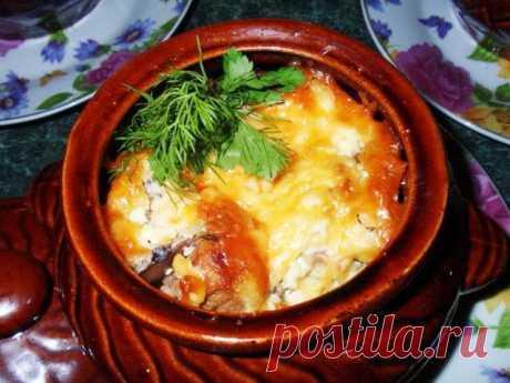 Все гениальное просто! Картошка с мясом — 6 рецептов — Фактор Вкуса