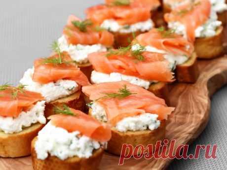 Бутерброды с творожным сыром: рецепты с фото, калорийность