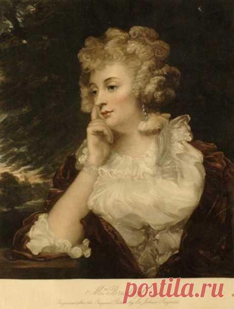 Сэр Джошуа Рейнольдс,, 1723-1792