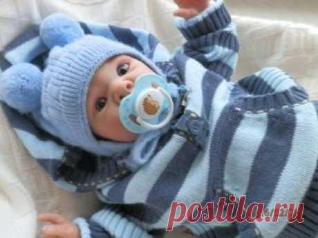 Тюменка вручную делает удивительных кукол, которых можно спутать с младенцами   72.ru Тюмень