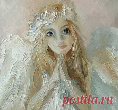 Художник Екатерина Кудряшова (Фролова)/Работа ангелов
