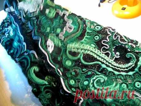 Irish Crochet -  Ирландское кружево  (merletto irlandese)Di Asia Verten