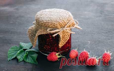 Варенье из малины без варки - Лайфхакер