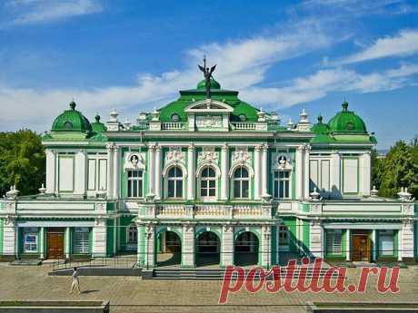 Омский драмматический театр