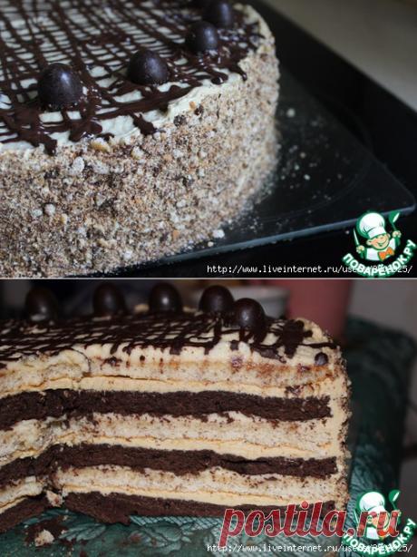 """Торт """"Роскошный"""" - без лишней скромности: торт обалденный!!!"""