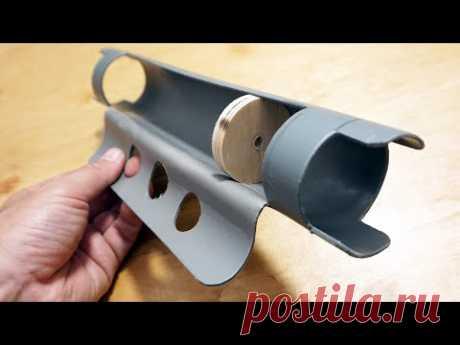 Вы это знали? Нужная фиговинка из пластиковой трубы!