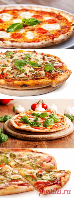 Тесто для пиццы: хитрости приготовления и простые рецепты