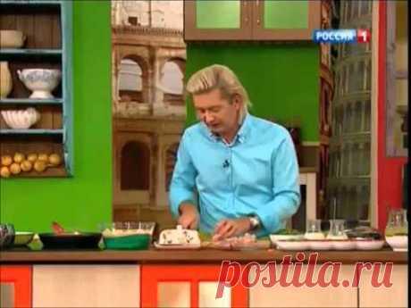 Лазанья с куриным филе и овощами   Александр Селезнев