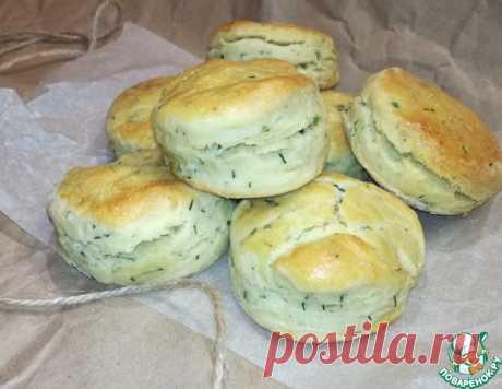 """Печенье """"Закусочное"""" – кулинарный рецепт"""