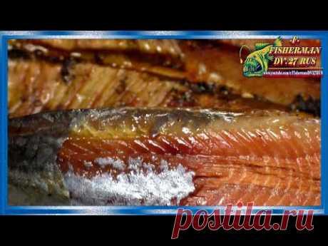 ВЯЛЕНАЯ СЕЛЁДКА, это просто и очень очень вкусно!!!! рецепты из рыбы от fisherman dv  27 rus