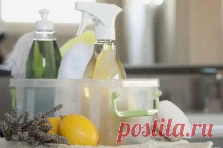 Средство для мытья посуды помогает в решение многих проблем в быту - Уборка в доме - медиаплатформа МирТесен