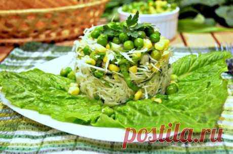 Весенний салат - пошаговый рецепт с фото - весенний салат - как готовить: ингредиенты, состав, время приготовления - Леди@Mail.Ru