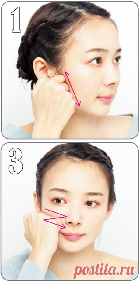 Обвисшие щеки: кулак и 10 минут чтобы вернуть лицо на место  Для того чтобы подтянуть овал и вернуть свои щеки на место, вам понадобиться кулак и всего 10 минут. За несколько недель вы сможете устранить поникшие щеки, которые сильно старят лицо.