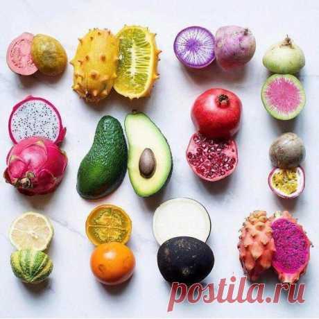 20 натуральных продуктов, которые растут совсем не так, как мы ожидали