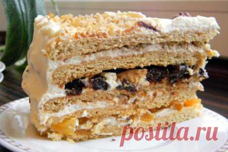 """Торт """"Шер Ами"""" - рецепт приготовления с фото, как приготовить"""