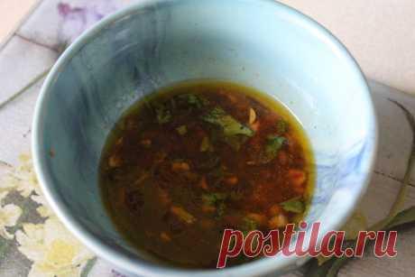 Кисло-сладкий чесночный соус к рыбе Кисло-сладкий чесночный соус к рыбе - пошаговый кулинарный рецепт приготовления с фото, шаг за шагом.