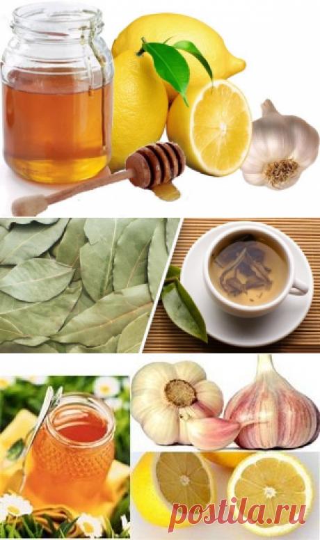 Рецепты для здоровья от наших бабушек