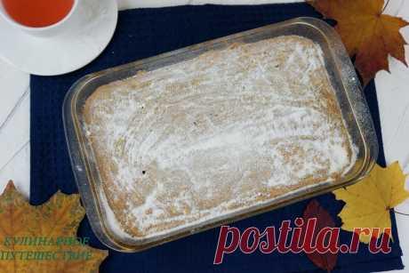 Американский тыквенный пирог с корицей - съели за раз и хотим сделать еще | Кулинарное путешествие вегана | Яндекс Дзен