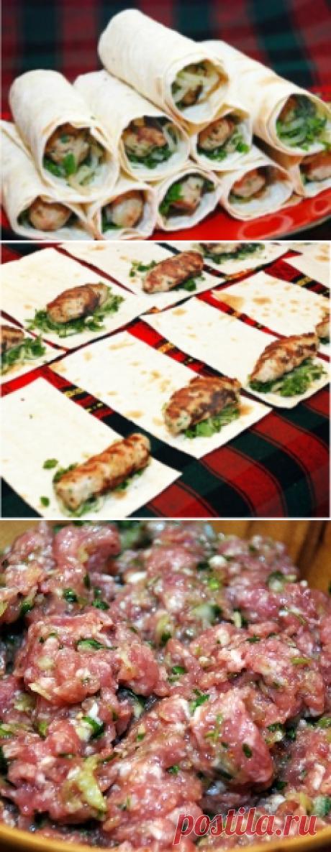 (+1) Preparación lyulya kebab