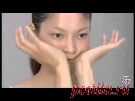 Японский массаж Асахи - стирает с лица возраст. Проверила на себе, он реально работает!