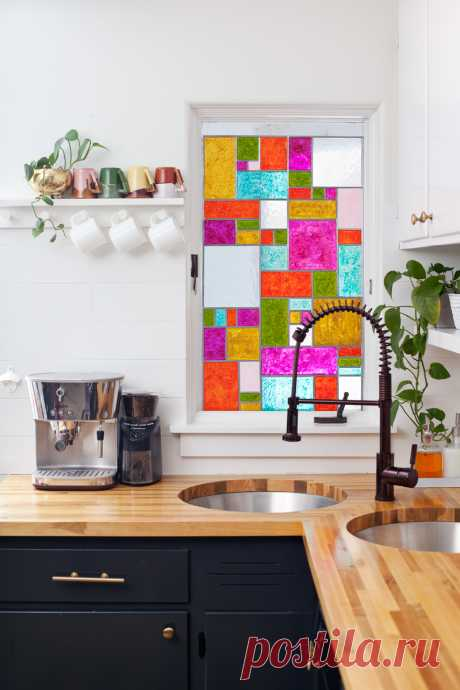40 Простых способов преобразить кухню