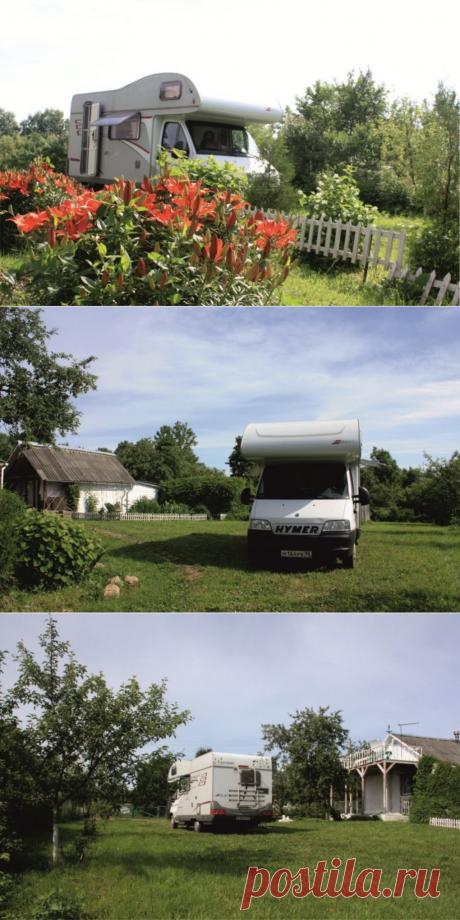 База отдыха «Заполье» находится на западном берегу озера Врево, в очень колоритном месте, которое является территорией бывшей вотчины барона Биндерлинга.