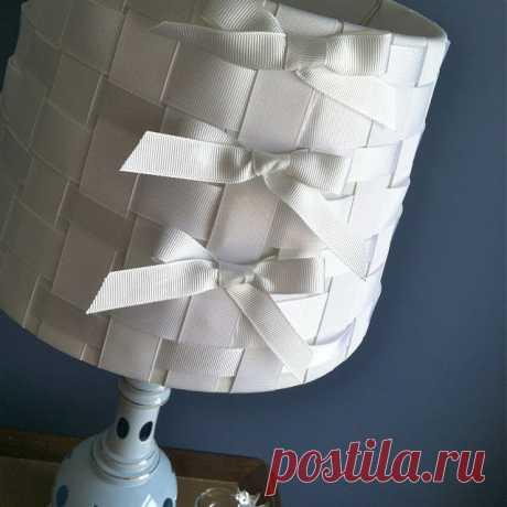 Лампа с переплетом (Diy) / Освещение / ВТОРАЯ УЛИЦА