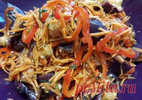 (7) Салат баклажановый - пошаговый рецепт с фото. Автор рецепта Olga Breitkreuz . - Cookpad