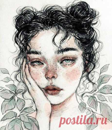 Find images and videos about girl, art and drawing on We Heart It - the app to get lost in what you love.