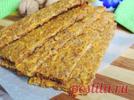 Морковно-зерновые хлебцы - рецепт - как приготовить - ингредиенты, состав, время приготовления - Леди Mail.Ru