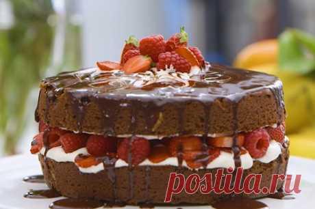 Выпечка с шоколадом: шоколадный пирог и шоколадный торт  Выпечка с шоколадом от Джейми - шоколадный пирог рецепт со свеклой, пирог без муки и праздничный шоколадный торт
