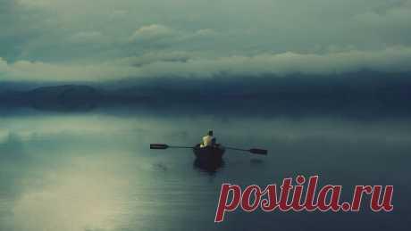 Притча «Два весла» Интересная притча о мудрости.