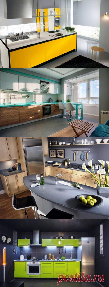 Дизайн кухни 2019-2020 - Фото Дизайн интерьера