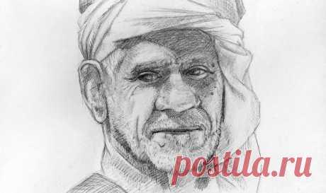 Уроки рисования для начинающих художников - Портреты карандашом