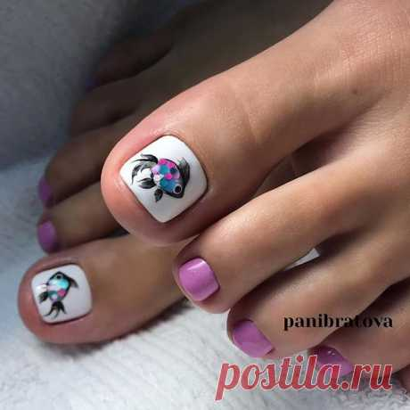 """Педикюр Идеи педикюра Pedicure on Instagram: """"Мастер @panibratova _____________ Больше идей ищите на страничках 💅🏼 @nail__master__russia - модные дизайны  @wedding_nails - свадебные…"""" 536 Likes, 1 Comments - Педикюр Идеи педикюра Pedicure (@pedicure_nmr) on Instagram: """"Мастер @panibratova _____________ Больше идей ищите на страничках 💅🏼 @nail__master__russia - модные…"""""""
