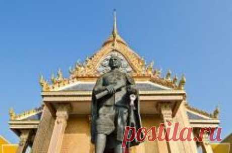 """Сегодня 23 октября отмечается """"День памяти короля Рамы V в Таиланде""""-1910 г"""