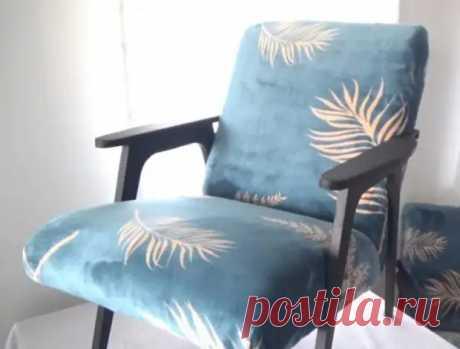 Крутая переделка советского кресла - Самоделкино - медиаплатформа МирТесен