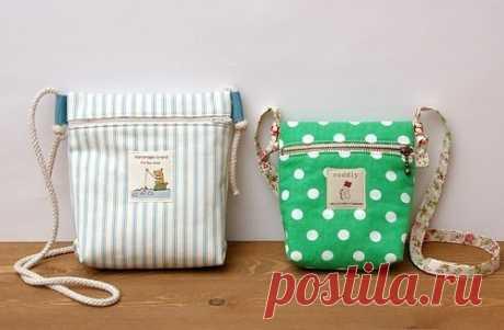 МК Симпатичная сумочка