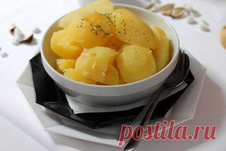 """Как """"сварить"""" картошку без воды за 10 минут.   Дилетант на кухне.   Яндекс Дзен"""