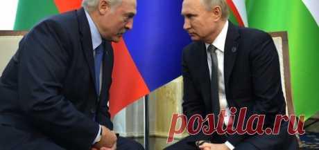 Фото: Kremlin Pool/Global Look Press В Бочаровом Ручье в Сочи проходят переговоры российского лидера Владимира Путина и его белорусского коллеги