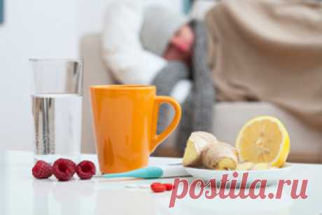 Лекарства при гриппе и простуде у детей   Рецепты как похудеть