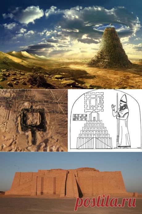 Таинственная Вавилонская башня — Наука и жизнь